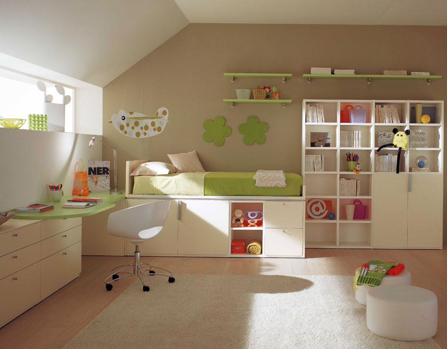 How To Decorate Your Childrenu0027s Bedroom