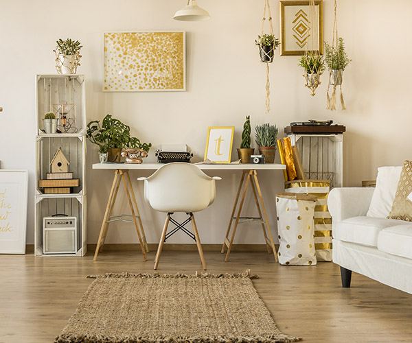 2019 Home Decorating Trends: Apartment Decorating Trends For The New Year 2019